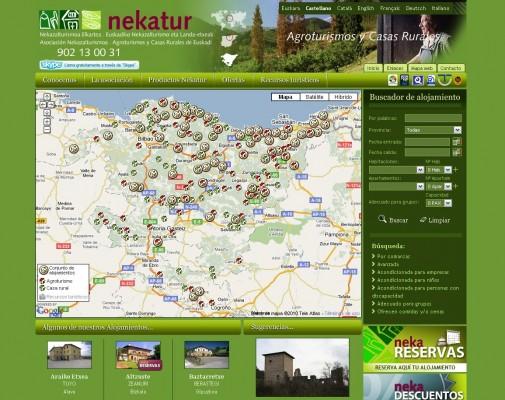 Asociación de Agroturismos y Casas Rurales de Euskadi