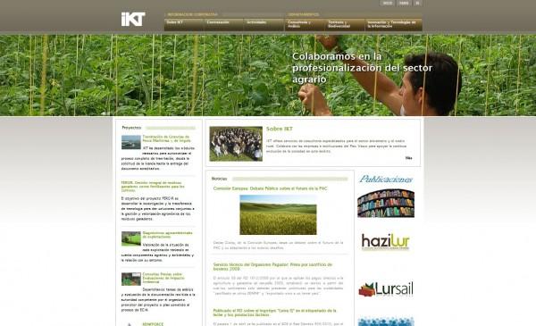 Consultoría Alimentación y Medio Rural País Vasco