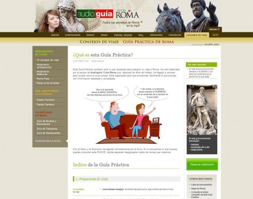Guía Práctica de Viaje de Roma