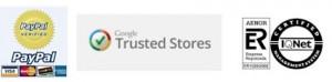 Certificados de calidad y seguridad de tiendas online