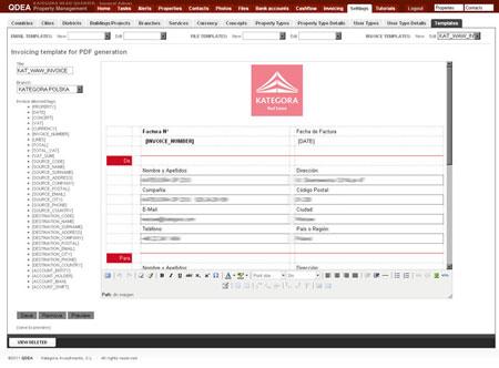 Aplicación de Property Management para Kategora