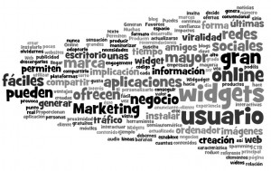 widgets herramienta clave en marketing online
