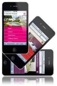 Dispositivos móviles para aplicaciones