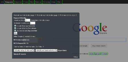 SEO XRay de SEO for Firefox
