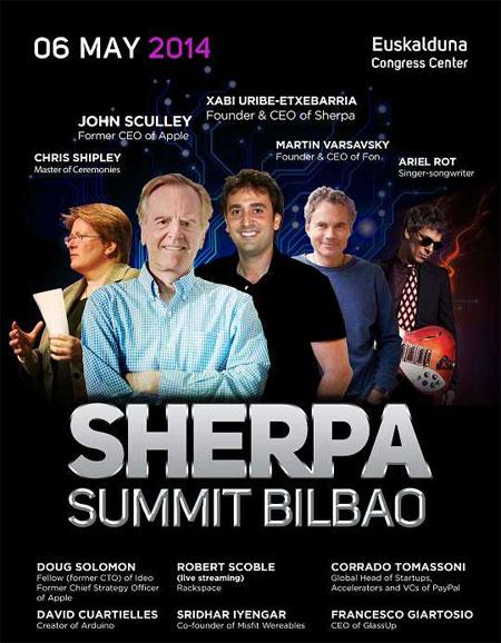 Sherpa Summit 2014