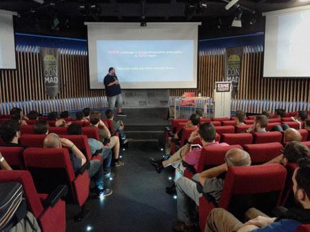 Ponencia de la droidcon 2014 Madrid.