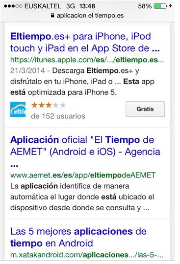 Instalaciones aplicaciones