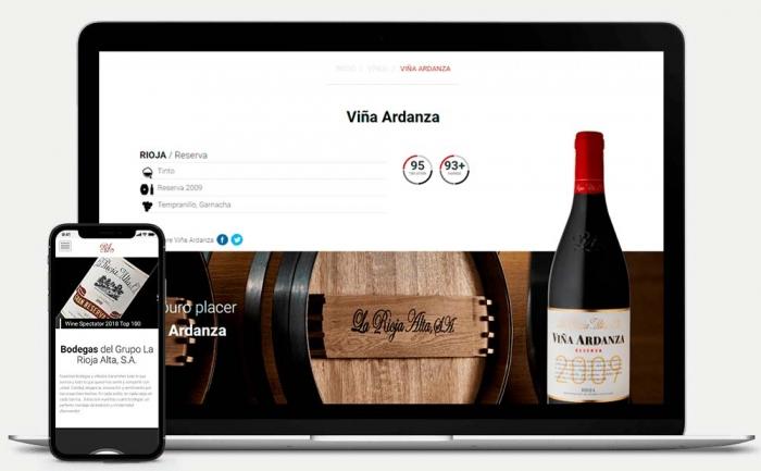 Grupo La Rioja Alta S.A.